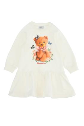 Bear Logo Dress