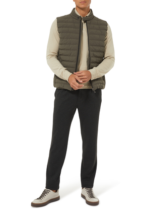 Slim Fit Tek Dry Trousers