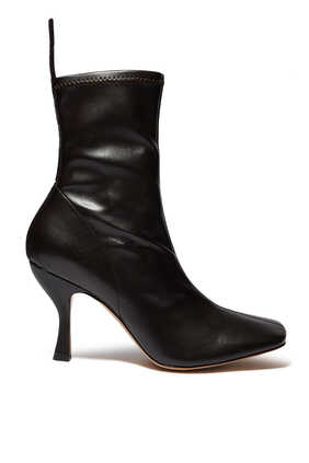 Soraya Leather Boots