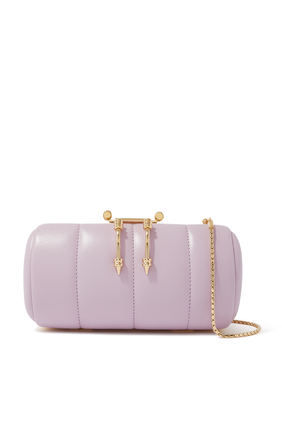 Soiree Puffed Shoulder Bag