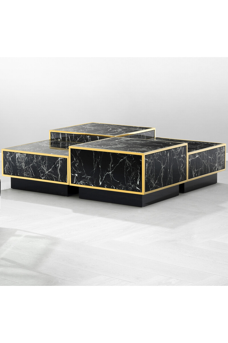 Concordia Coffee Table, Set of Four image number 4