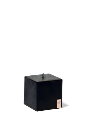 Stormy Desert Small Pillar Candle