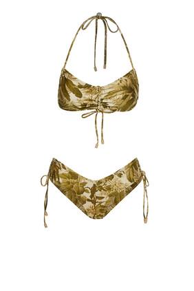 Brighton Ruched Side Bikini