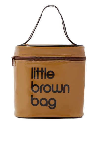 Little Brown Bag Lunch Bag