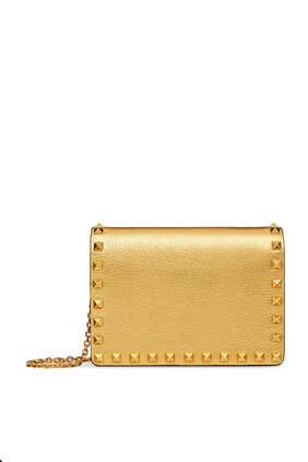 Valentino Garavani Leather Pouch
