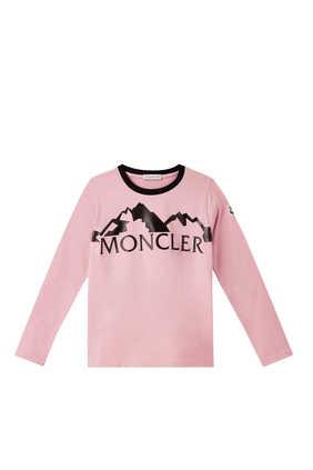 Mountain Graphic Jersey T-Shirt