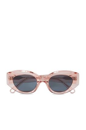 Petra Clear Sunglasses