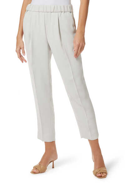 High Rise Tapered Pants