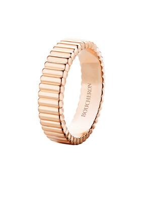 Quatre Grosgrain Ring