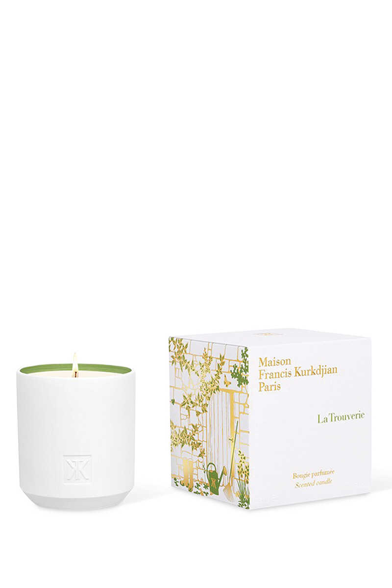 La Trouverie Scented Candle image number 1