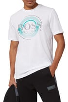 Teeonic Cotton-Blend Jersey T-Shirt