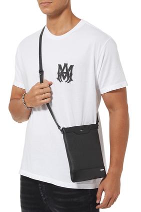 Pebbled Crossbody Bag