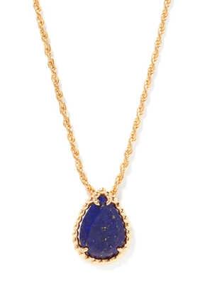 Serpent Bohème Lapis Lazuli Pendant Necklace
