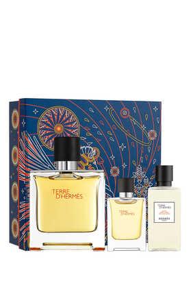 Terre d'Hermès  Gift Set,  Parfum