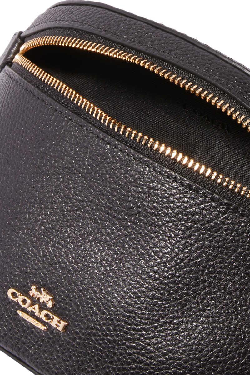 Leather Belt Bag image number 4