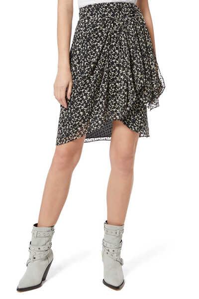 Fallon Printed Skirt