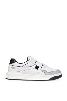 Valentino Garavani One Stud Low-Top Sneakers