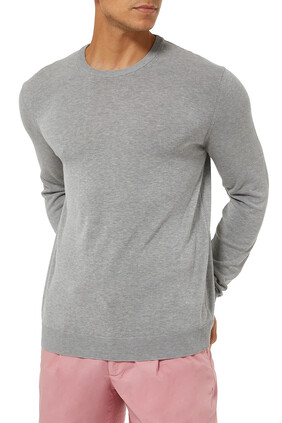 Ribbed Long Sleeves Sweater
