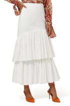 Derby Cotton Skirt
