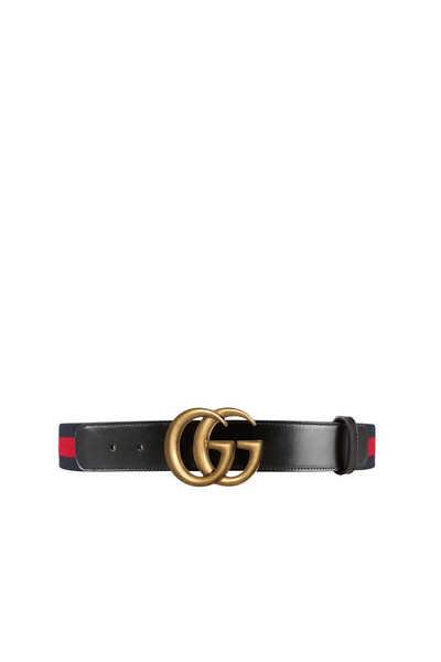 Nylon Web Double G Belt
