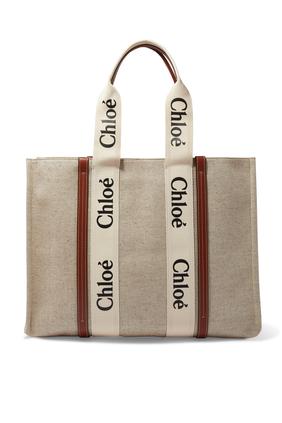 Woody Large Tote Bag