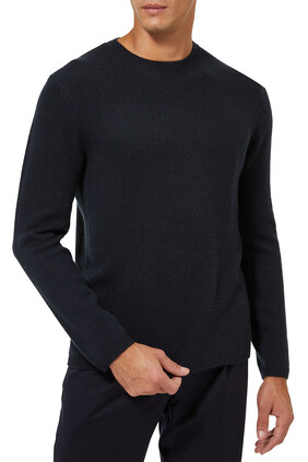 Plush Cashmere Sweater