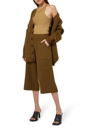 Soft Lambswool Sweater Bloomer