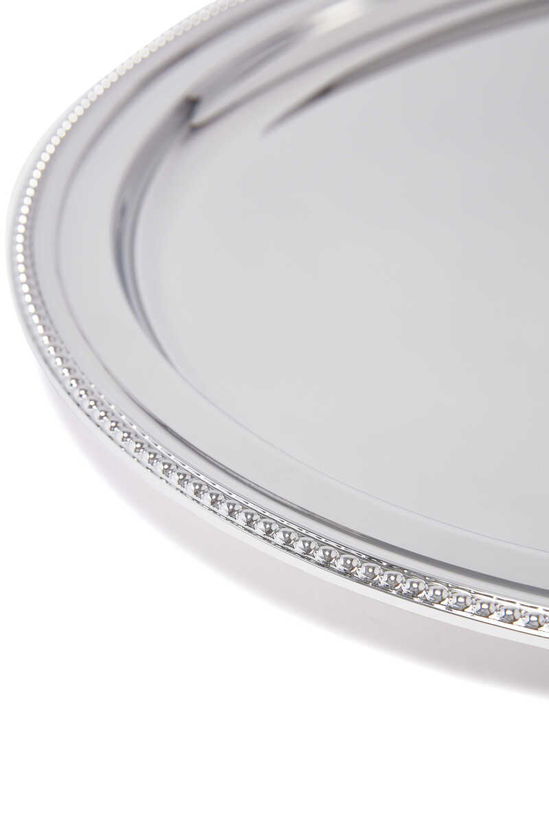 Oval Perles Tray image number 3