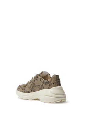 Gucci 100 Rhyton Sneakers