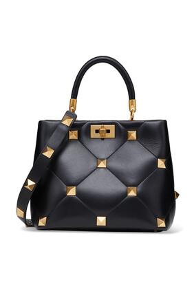 Valentino Garavani Roman Stud The Handle Bag