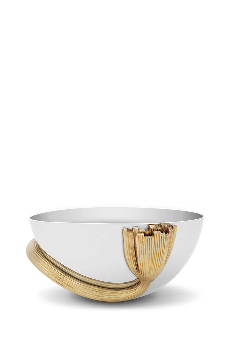 Deco Leaves Small Bowl image number 1