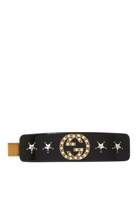 GG Stars Hair Slide
