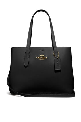 Avenue Leather Carryall