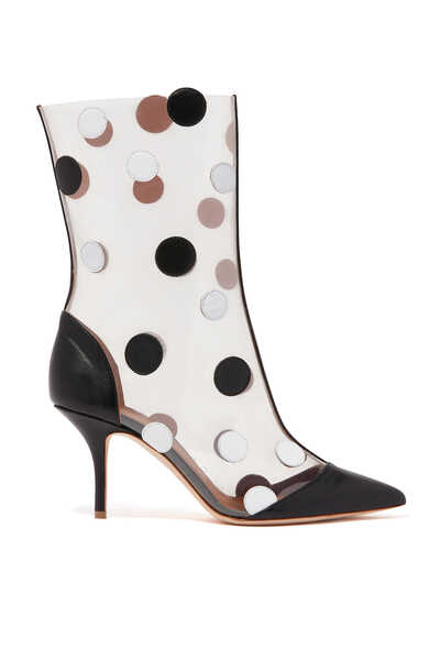 Katoucha Polka Dot 40 Booties