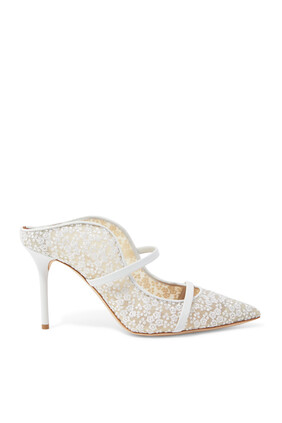 Maureen Lace Mules