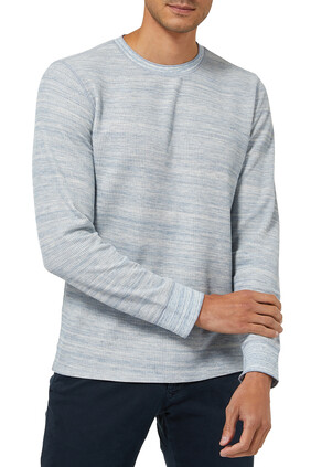 Heather Thermal Top