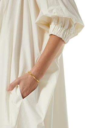 Gold Claw Cuff