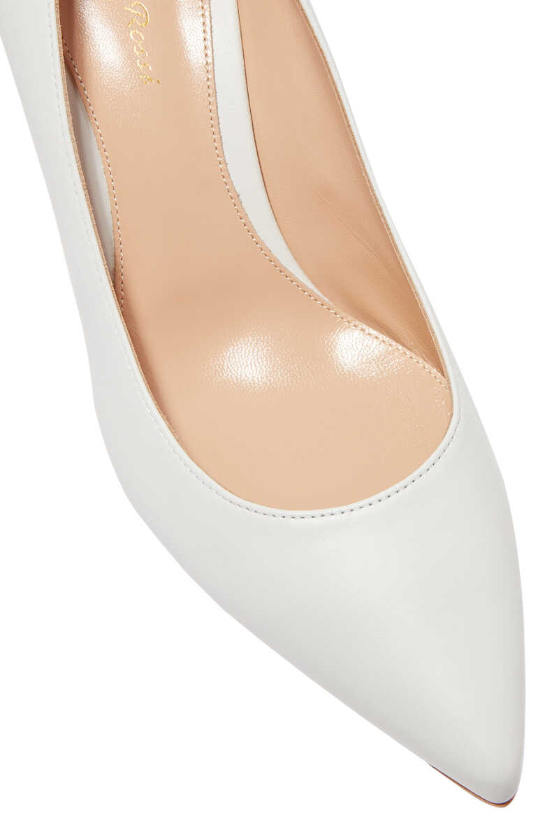 Nappa Point Toe Pumps image number 4