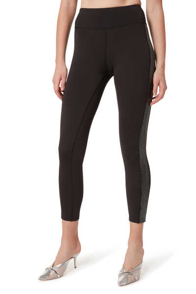 Mirror Side Stripe Legging
