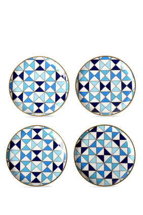 Sorrento Coasters, Set of Four