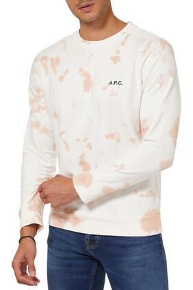 Rick Tie-Dye Sweatshirt