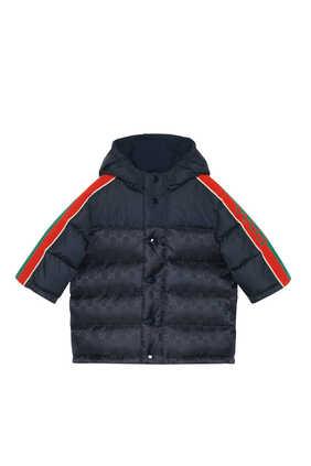 GG Nylon Down Jacket