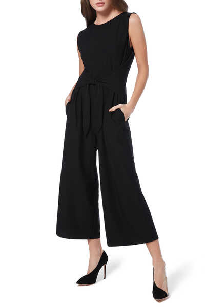 Crepe Stretch Jumpsuit