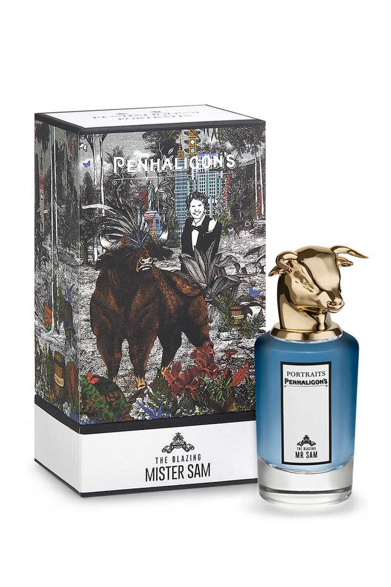 Blazing Mister Sam Eau de Parfum image number 2