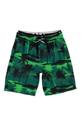 Palm Trees Swim Shorts