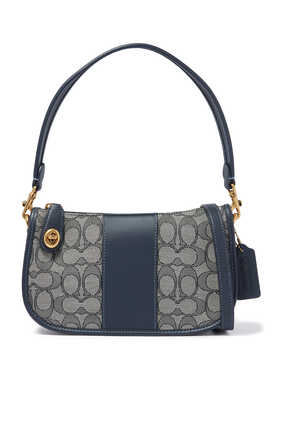 Swinger Jacquard Bag