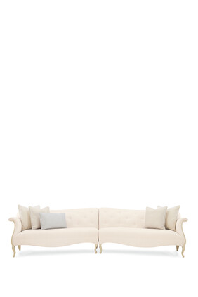 Two to Tango 4-Seater Sofa
