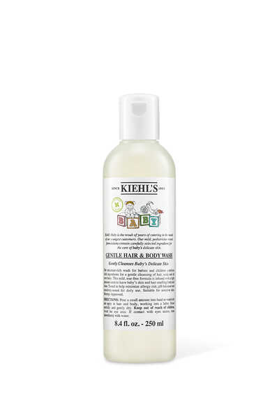 Baby Gentle Hair And Body Wash