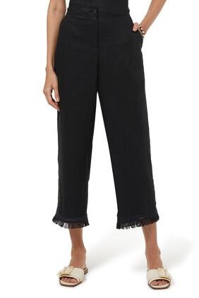 Hem Trouser Pants