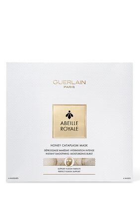 Abeille Royale Cataplasm Mask, x4